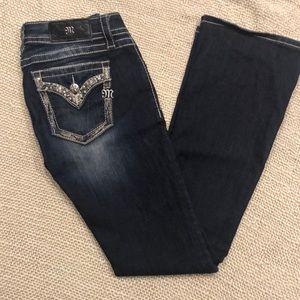 Miss Me Jeans Never Worn! Dark Wash